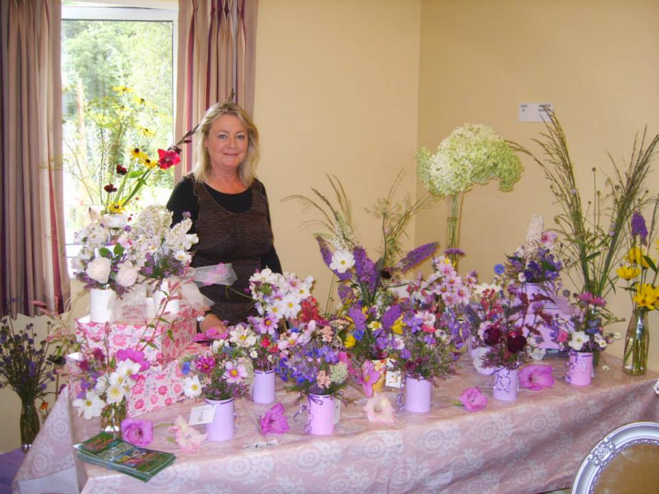 Annette Coleman from Sligo Garden Flowers